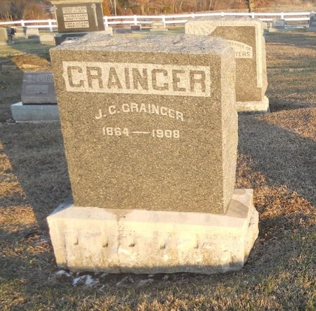 GRAINGER, J C - Pike County, Missouri | J C GRAINGER - Missouri Gravestone Photos