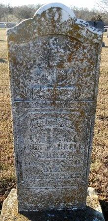 FARRELL, EMMA H - Pike County, Missouri | EMMA H FARRELL - Missouri Gravestone Photos