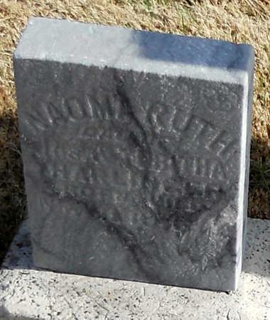 HARLINGER, NAOMA RUTH - Pike County, Missouri | NAOMA RUTH HARLINGER - Missouri Gravestone Photos
