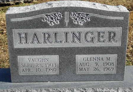 HARLINGER, GLENNA M - Pike County, Missouri | GLENNA M HARLINGER - Missouri Gravestone Photos