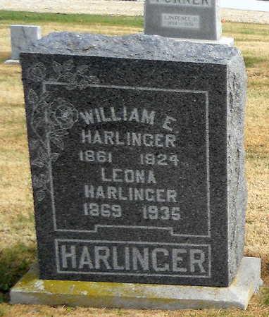 HOLYER  HARLINGER, LEONA - Pike County, Missouri | LEONA HOLYER  HARLINGER - Missouri Gravestone Photos