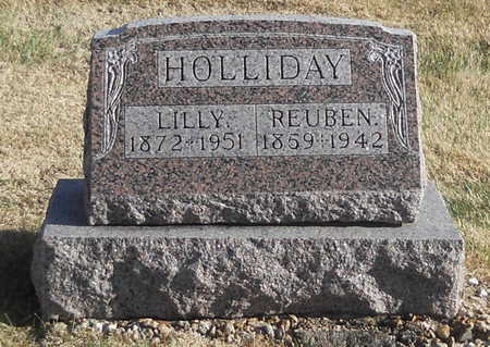 HOLLIDAY, LILLY - Pike County, Missouri | LILLY HOLLIDAY - Missouri Gravestone Photos