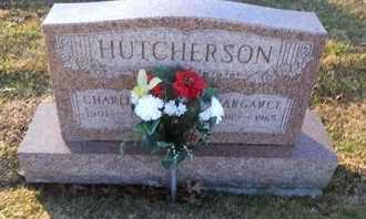 HUTCHERSON, MARGARET - Pike County, Missouri | MARGARET HUTCHERSON - Missouri Gravestone Photos