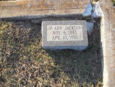 JACKSON, JO ANN - Pike County, Missouri | JO ANN JACKSON - Missouri Gravestone Photos