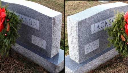 JACKSON, LLOYD - Pike County, Missouri | LLOYD JACKSON - Missouri Gravestone Photos