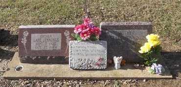 JENNINGS, VELMA - Pike County, Missouri | VELMA JENNINGS - Missouri Gravestone Photos