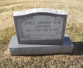 "JOHNSON, JAMES EDWARD ""SLIM"" - Pike County, Missouri 
