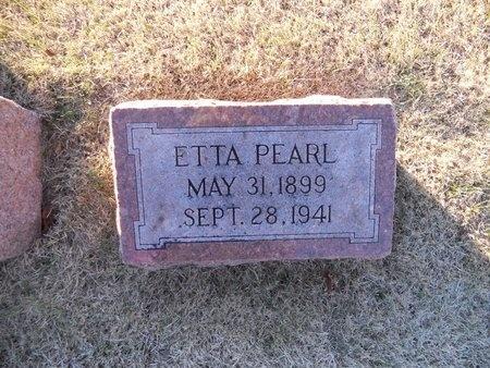JOHNSTON, ETTA PEARL - Pike County, Missouri | ETTA PEARL JOHNSTON - Missouri Gravestone Photos