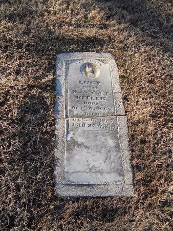 KEELER, LUCY - Pike County, Missouri | LUCY KEELER - Missouri Gravestone Photos