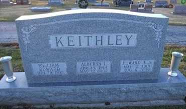 SPARKS KEITHLEY, ALBERTA LOUISE - Pike County, Missouri | ALBERTA LOUISE SPARKS KEITHLEY - Missouri Gravestone Photos