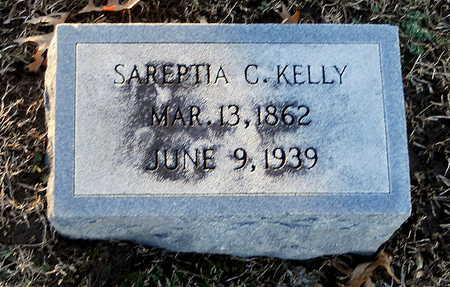 HUBERT KELLY, SERPETIA CAROLINE - Pike County, Missouri   SERPETIA CAROLINE HUBERT KELLY - Missouri Gravestone Photos