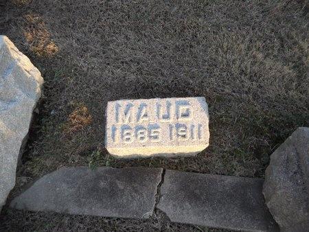 KENNEDY, MAUD (CLOSE-UP) - Pike County, Missouri | MAUD (CLOSE-UP) KENNEDY - Missouri Gravestone Photos