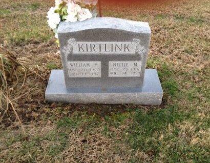 KIRTLINK, WILLIAM M - Pike County, Missouri | WILLIAM M KIRTLINK - Missouri Gravestone Photos