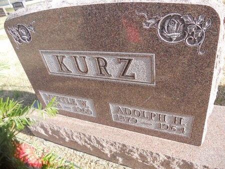 KURZ, ADOLPH H - Pike County, Missouri   ADOLPH H KURZ - Missouri Gravestone Photos