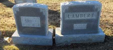 LAMBERT, VIRGINIA OPAL - Pike County, Missouri | VIRGINIA OPAL LAMBERT - Missouri Gravestone Photos
