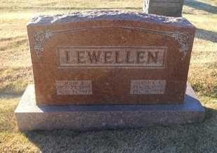 LEWELLEN, JOHN R - Pike County, Missouri | JOHN R LEWELLEN - Missouri Gravestone Photos
