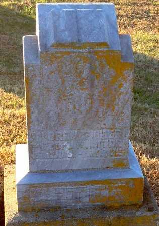 LITER, FLORENCE - Pike County, Missouri | FLORENCE LITER - Missouri Gravestone Photos