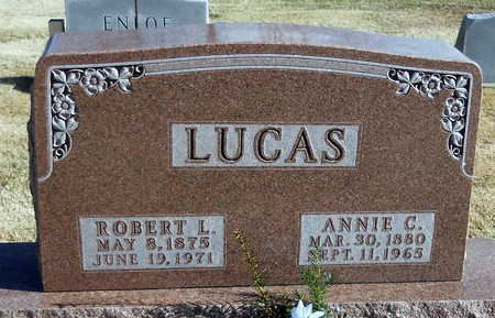 LUCAS, ANNIE C - Pike County, Missouri | ANNIE C LUCAS - Missouri Gravestone Photos