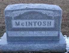MCINTOSH, WILLIAM ROBERT - Pike County, Missouri | WILLIAM ROBERT MCINTOSH - Missouri Gravestone Photos