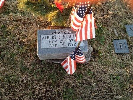 MCMILAN, ALBERT E - Pike County, Missouri | ALBERT E MCMILAN - Missouri Gravestone Photos