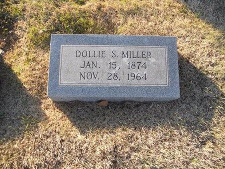 MILLER, DOLLIE S - Pike County, Missouri | DOLLIE S MILLER - Missouri Gravestone Photos
