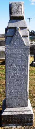 MOSELY, ALBERT M - Pike County, Missouri | ALBERT M MOSELY - Missouri Gravestone Photos