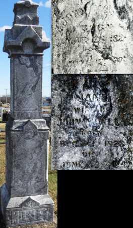 MOSLEY, JOHN - Pike County, Missouri | JOHN MOSLEY - Missouri Gravestone Photos