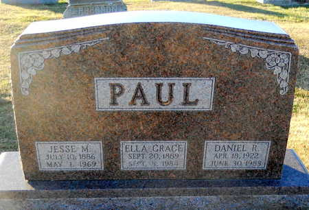 PAUL, DANIEL ROSS - Pike County, Missouri | DANIEL ROSS PAUL - Missouri Gravestone Photos