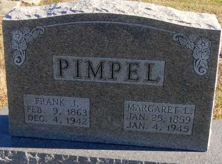 PIMPEL, MARGARET L - Pike County, Missouri | MARGARET L PIMPEL - Missouri Gravestone Photos