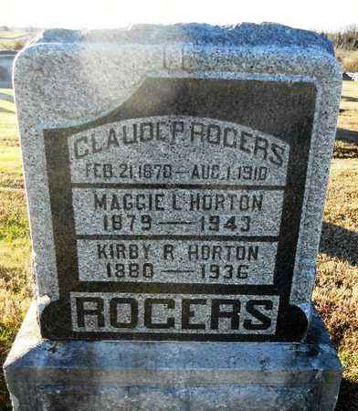 HORTON, KIRBY R - Pike County, Missouri   KIRBY R HORTON - Missouri Gravestone Photos