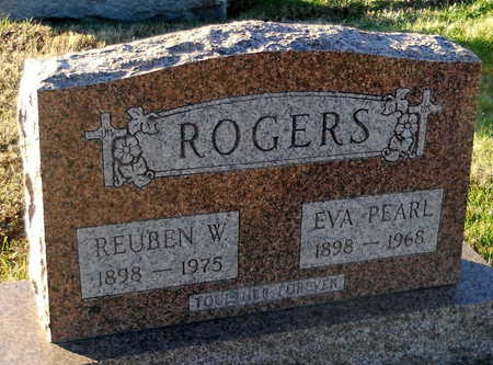 ROGERS, EVA PEARL - Pike County, Missouri | EVA PEARL ROGERS - Missouri Gravestone Photos