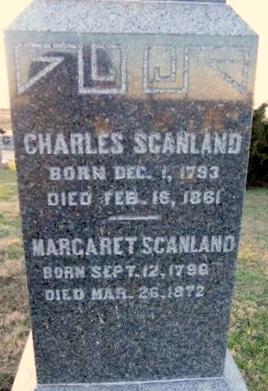 SCANLAND, MARGARET - Pike County, Missouri | MARGARET SCANLAND - Missouri Gravestone Photos