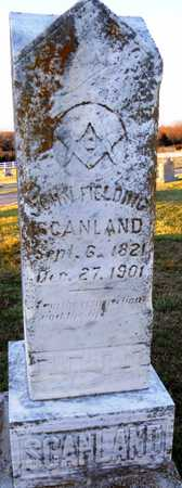 SCANLAND, JOHN FIELDING III - Pike County, Missouri | JOHN FIELDING III SCANLAND - Missouri Gravestone Photos