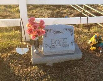 SHINN, KARLA J - Pike County, Missouri | KARLA J SHINN - Missouri Gravestone Photos