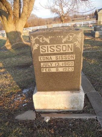 SISSON, EDNA - Pike County, Missouri | EDNA SISSON - Missouri Gravestone Photos