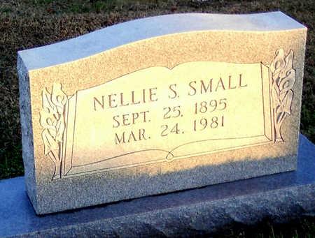 SMALL, NELLIE S - Pike County, Missouri | NELLIE S SMALL - Missouri Gravestone Photos