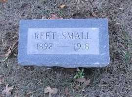 SMALL, REET - Pike County, Missouri | REET SMALL - Missouri Gravestone Photos
