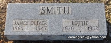 SMITH, JAMES OLIVER - Pike County, Missouri | JAMES OLIVER SMITH - Missouri Gravestone Photos