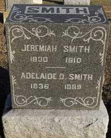 SMITH, ADELAIDE D - Pike County, Missouri | ADELAIDE D SMITH - Missouri Gravestone Photos
