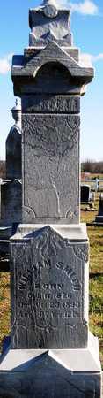 SMITH, WILLIAM - Pike County, Missouri | WILLIAM SMITH - Missouri Gravestone Photos