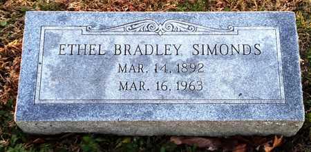 SIMONDS, ETHEL - Pike County, Missouri   ETHEL SIMONDS - Missouri Gravestone Photos