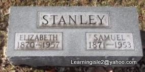STANLEY, LOUISE ELIZABETH - Pike County, Missouri | LOUISE ELIZABETH STANLEY - Missouri Gravestone Photos
