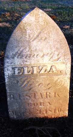 CAMPBELL STARK, ELIZA M - Pike County, Missouri | ELIZA M CAMPBELL STARK - Missouri Gravestone Photos
