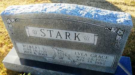 STARK, EVEA GRACE - Pike County, Missouri | EVEA GRACE STARK - Missouri Gravestone Photos