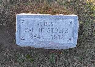 LAMBERSON STOLTZ, SALLIE - Pike County, Missouri | SALLIE LAMBERSON STOLTZ - Missouri Gravestone Photos