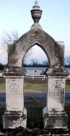 "TUCKER, MARGARET E. N. ""MAGGIE"" - Pike County, Missouri | MARGARET E. N. ""MAGGIE"" TUCKER - Missouri Gravestone Photos"