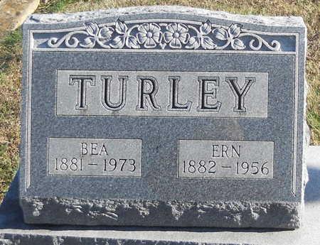 PRITCHETT TURLEY, BEA - Pike County, Missouri | BEA PRITCHETT TURLEY - Missouri Gravestone Photos