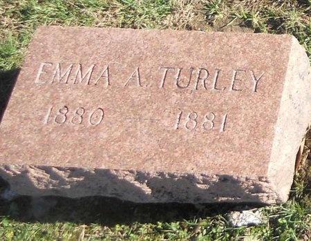 TURLEY, EMMA ADELE - Pike County, Missouri   EMMA ADELE TURLEY - Missouri Gravestone Photos