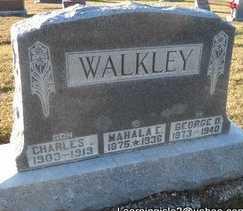 WALKLEY, MAHALA E - Pike County, Missouri | MAHALA E WALKLEY - Missouri Gravestone Photos