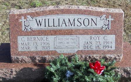 WILLIAMSON, CELESTE BERNICE - Pike County, Missouri   CELESTE BERNICE WILLIAMSON - Missouri Gravestone Photos